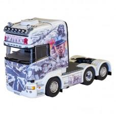World War 2 Tribute Truck