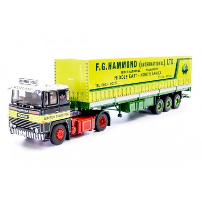 Winton Transport / Robert Doig Scania 141