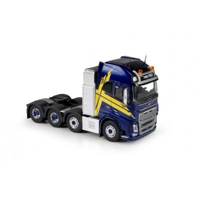 Volvo Globetrotter Xl 8X4 Tractor Unit Tekno Basics