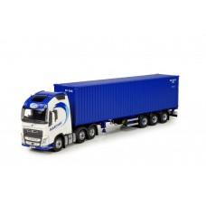 Maritime Volvo FH04 Globetrotter Container Trailer