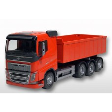 Volvo FH04  8x4 Red Cab Red Roll Off Container
