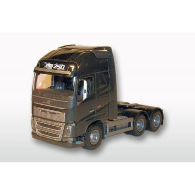 Volvo FH16 GL XL 6x4 Black Tractor Unit