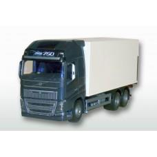 Volvo FH04 6x4 Axle Black Cab Box Rigid