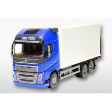 Volvo FH04 6x4 Axle Blue Cab Box Rigid